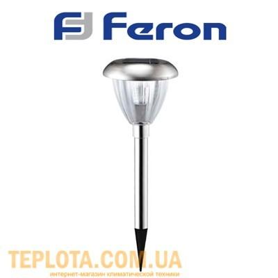Светодиодный светильник садовый на солнечной батарее Feron (PL258)