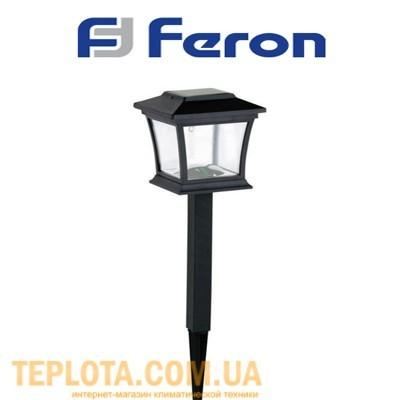 Светодиодный светильник садовый на солнечной батарее Feron (PL259)