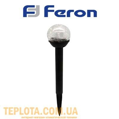 Светодиодный светильник садовый на солнечной батарее Feron RGB (PL310)