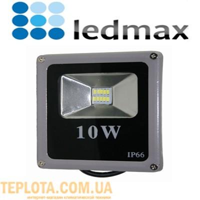 Светодиодный прожектор Ledmax 10W 6500K IP66