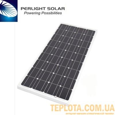 Солнечная батарея Perlight Solar 150 Вт 12 В, монокристаллическая (Grade A PLM-150M-36)