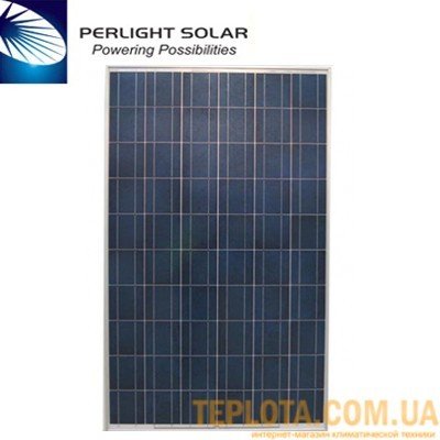 Солнечная батарея Perlight Solar 250 Вт 24 В, поликристаллическая (Grade A PLM-250P-60)