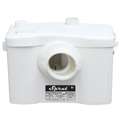 Установка канализационная бытовая Sprut WCLift 600