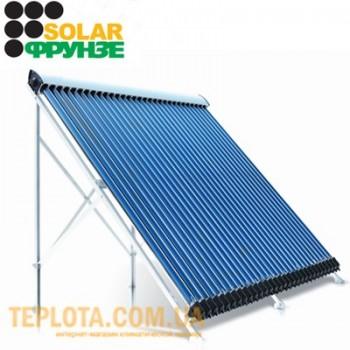 Вакуумный солнечный коллектор Frunzesolar JX SPС-10-1 (для плоской крыши)
