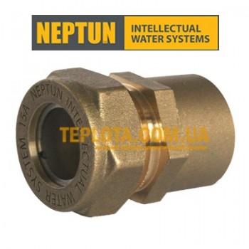 """Муфта Neptun IWS (F) 15х3)4"""" для присоединения трубы к коллектору"""