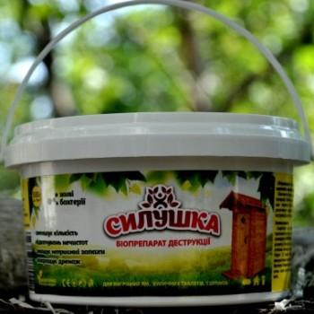 Средство Силушка (для выгребных ям, 500 грамм)