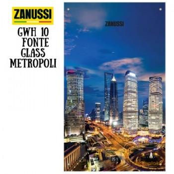 Газовая колонка Zanussi GWH 10 Fonte Glass La Metropoli