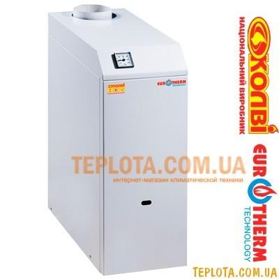 Газовый котел КОЛВИ КТН 10 TS (КОЛВІ KTН 10 TS KOLVI Eurotherm)