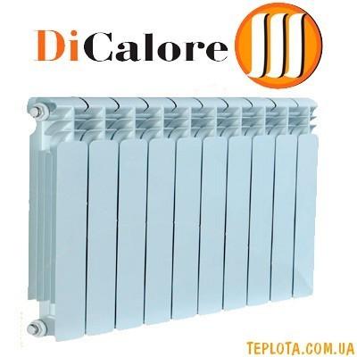 Радиатор биметаллический DICALORE Bimetal 350