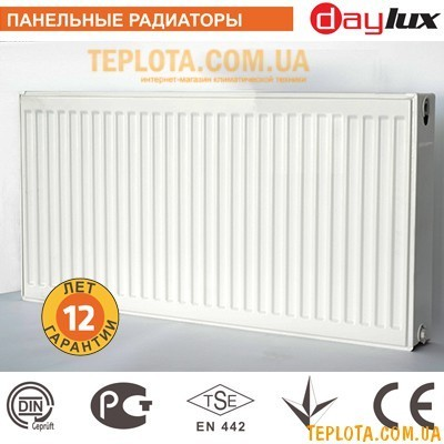 Радиатор стальной DAYLUX 11 300x400 (DAIKIN, Турция)