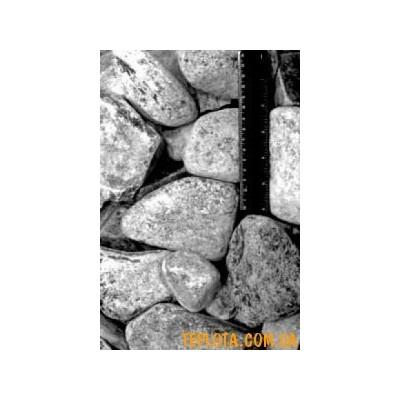 Камень для бани Талькохлорит обвалованный 20кг