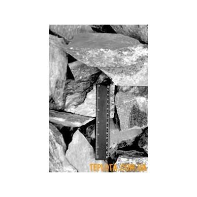 Камень для бани Талькохлорит колотый 20кг