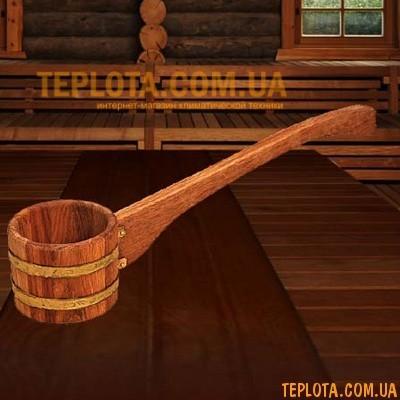 Черпак деревянный, 0,5л, Украина