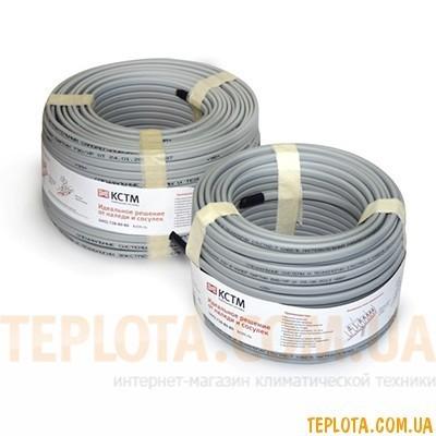 Cаморегулирующийся нагревательный  кабель КСТМ - 30 Вт, Россия , (ССТ)