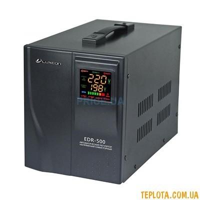 Сервоприводный стабилизатор сетевого напряжения LUXEON LDS-500VA SERVO