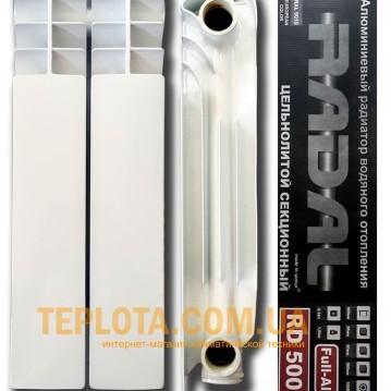 Радиатор алюминиевый RADAL Premium 500-96