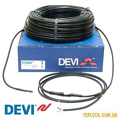 Нагревательный кабель двухжильный DEVIsnow 30T (DTCE-30) 230V, 300 Вт, 10 м, Дания