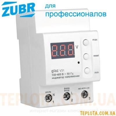Цифровой индикатор напряжения GLAZ-V3