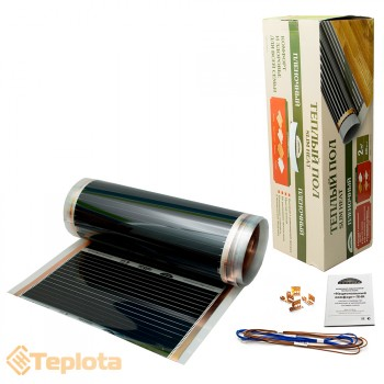 Новинка! - Пленочный теплый пол в комплекте Slim Heat ПНК 220-1,0