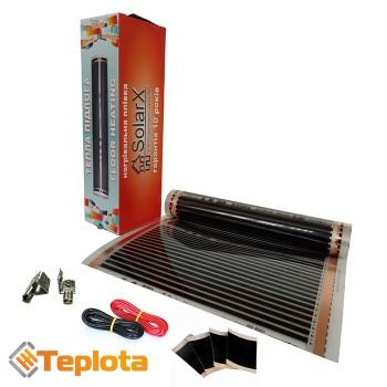 Комплект нагревательной пленки SolorX, (50см - 220Вт. м2) - 0,5м2