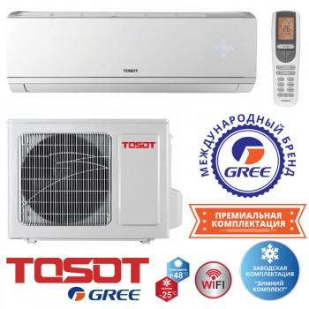 Кондиционер инверторный TOSOT GL-09WF (TOSOT HANSOL Winter Inverter - работа до -25оС)