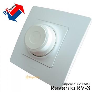 Twist управление рекупиратором ReVenta