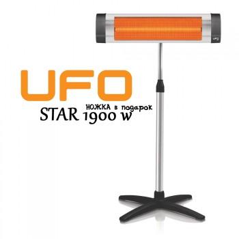 Обогреватель инфракрасный UFO STAR 1900