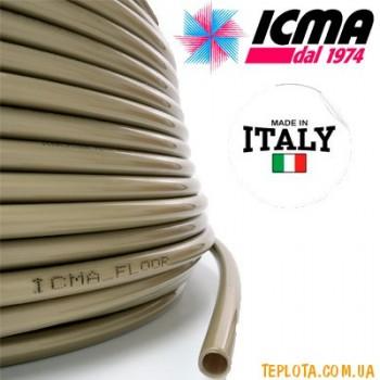 Труба для теплого пола ICMA FLOUR (Италия) из сшитого полиэтилена высокой плотности д.20мм