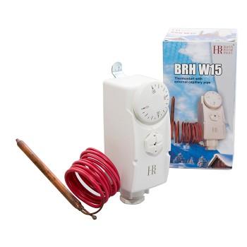 BE4HEAT BRH-W15 - Термостат для водонагревателей с капиллярной трубкой