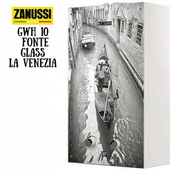 Газовая колонка Zanussi GWH 10 Fonte Glass La Venezia