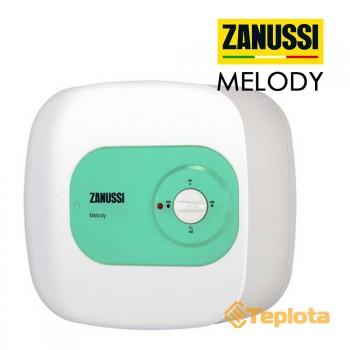 Водонагреватель Zanussi ZWH/S 10 Melody O Green (бойлер)