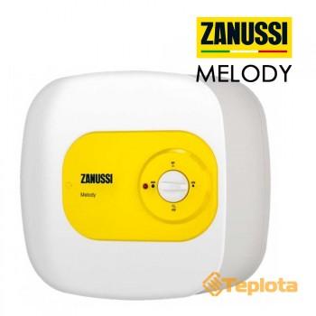 Водонагреватель Zanussi ZWH/S 10 Melody O Yellow (бойлер)