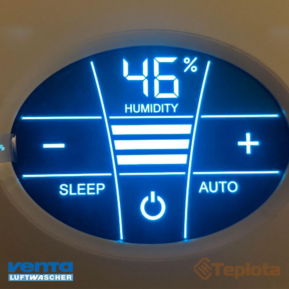 Огляд мийки повітря Venta LW45 Comfort Plus